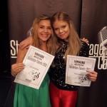 Nicole Zanetti & Tilda Anvemyr