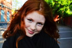 Nina Stenbrink 14 år från Eskilstuna
