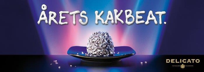 Annonsbild Kakbeat Delicato_700x247px