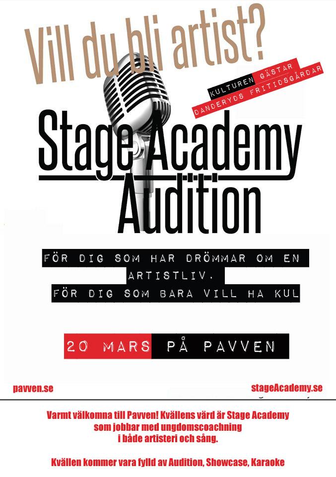 stage academyny kopiera