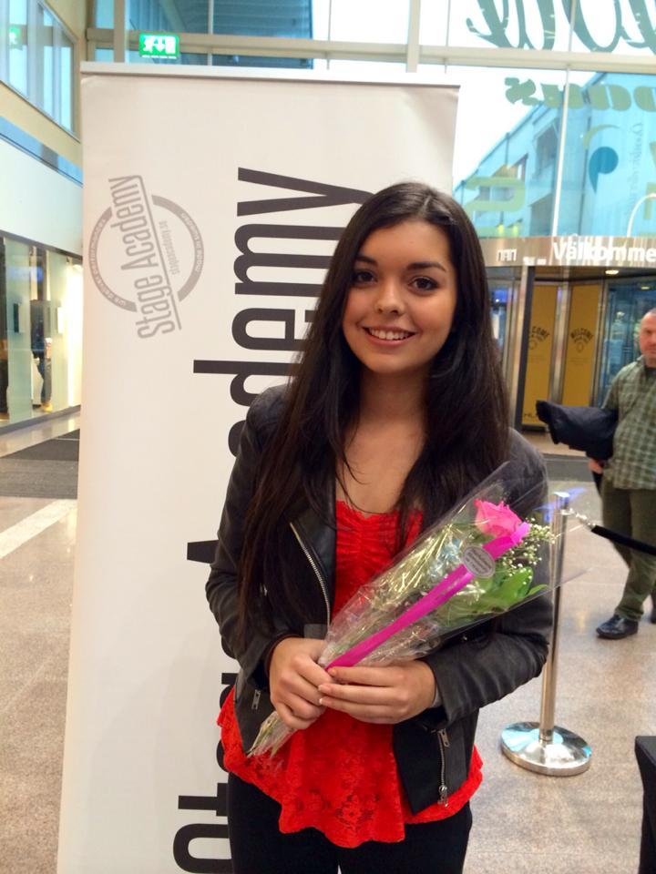 Victoria Grace- vinnare av SKHLM Open Stage
