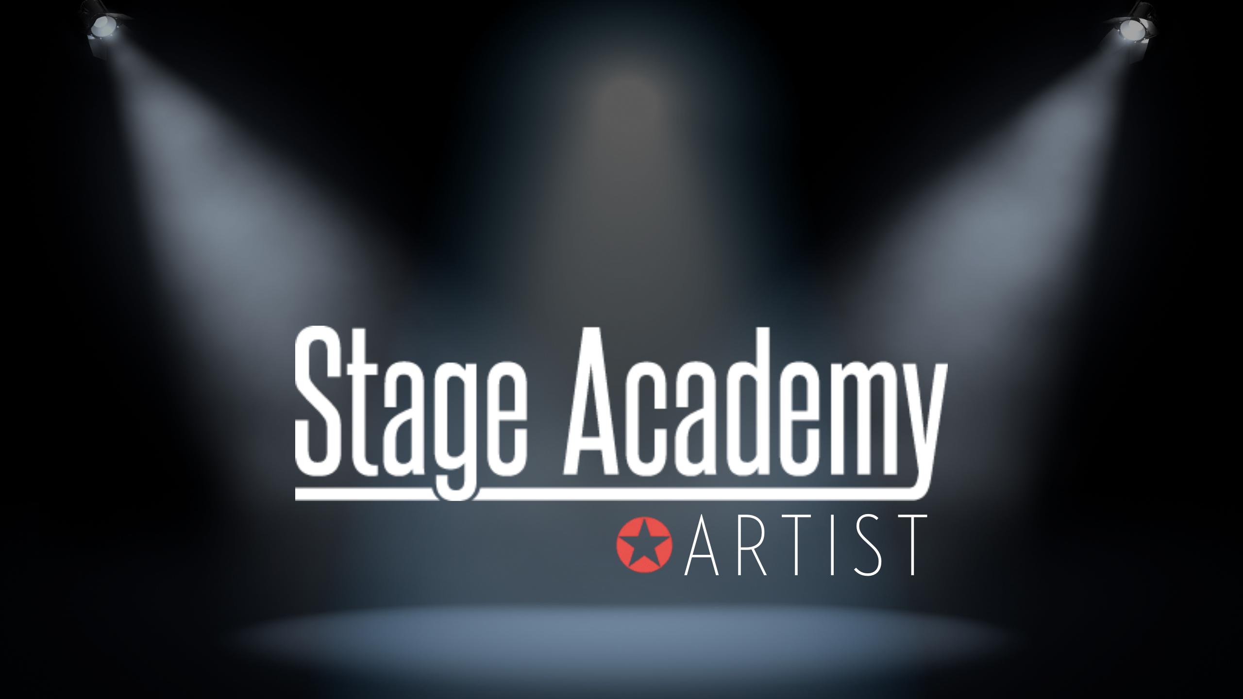 Stage Academy Artist